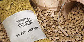 Wakefield Virginia hand Picked Peanuts 25lb