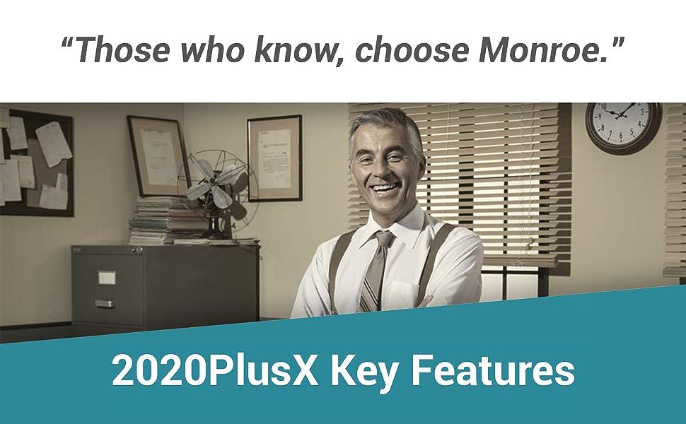 2020PlusX Key Features