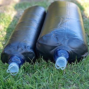 Iron Core Athletics Sandbag Filler Tubes for sand rice or water