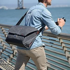 Amazon.com: Peak Design Everyday Messenger Bag 15