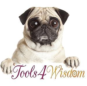 tools4wisdom logo puppy planner