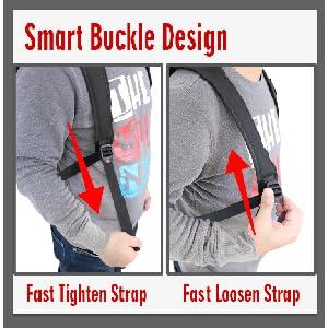 smart buckle