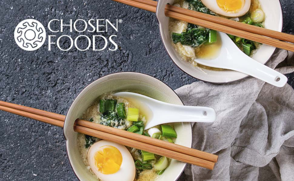 Chosen Foods Spicy Sesame Oil, Infused with Chilies and Garlic flavor asian recipe ramen antioxidant