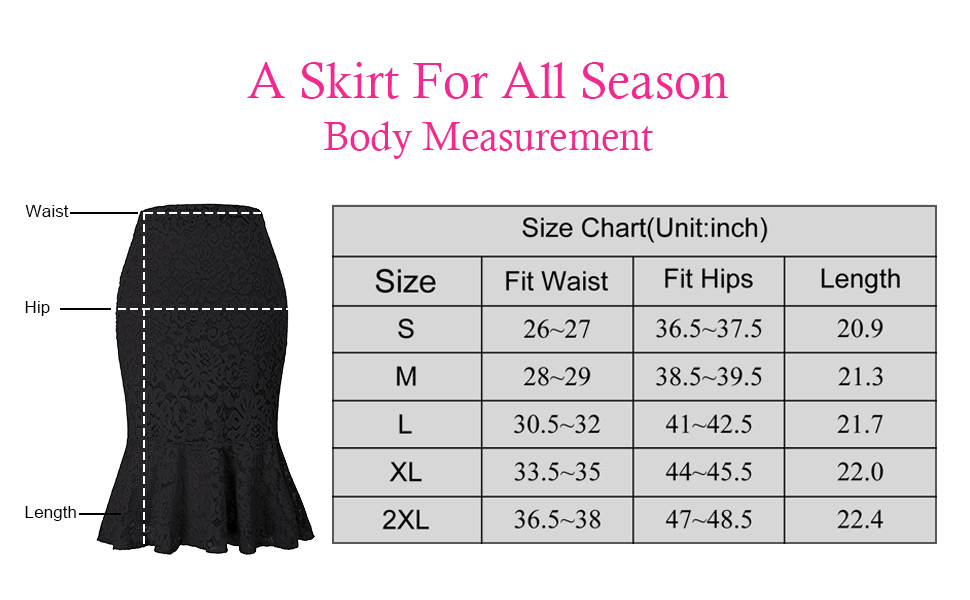 women bodycon midi skirt