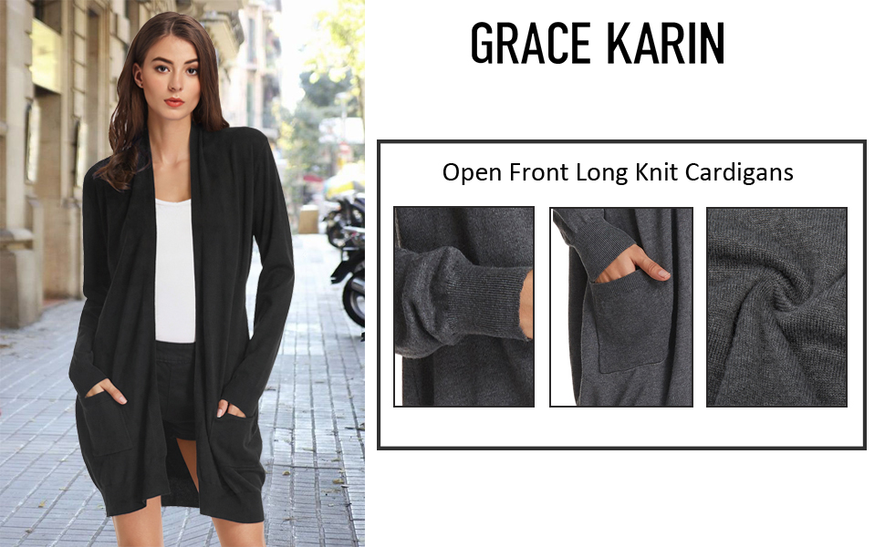 knit cardigans for women