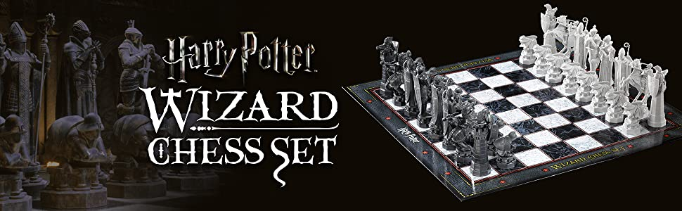 harry potter, wizard, chess, set