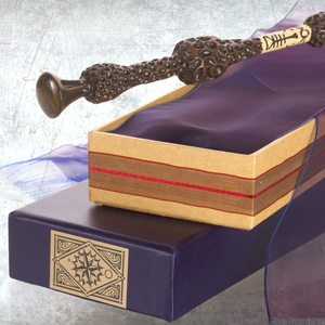 The elder wand the wand of professor for Dumbledore s wand with ollivanders box