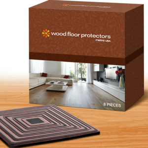Superieur Thick Long Lasting, Durable Furniture Pads That Protect Your Wood Floors.