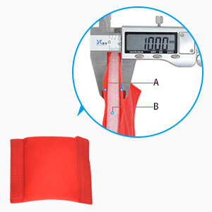 Detachable Velcro Spacer