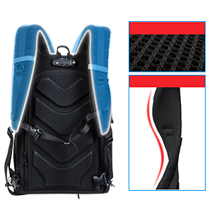 High elasticity comfort and durable shoulder strap