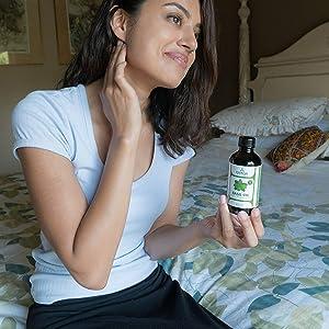 basil essential oil, essential oil labs