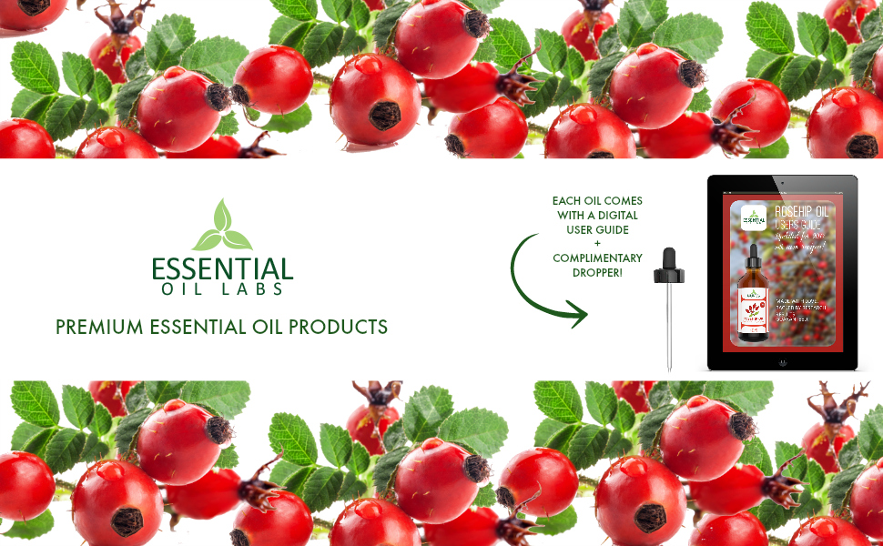 rosehip, essential oil,