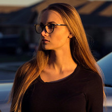 Non-prescription glasses frames for women