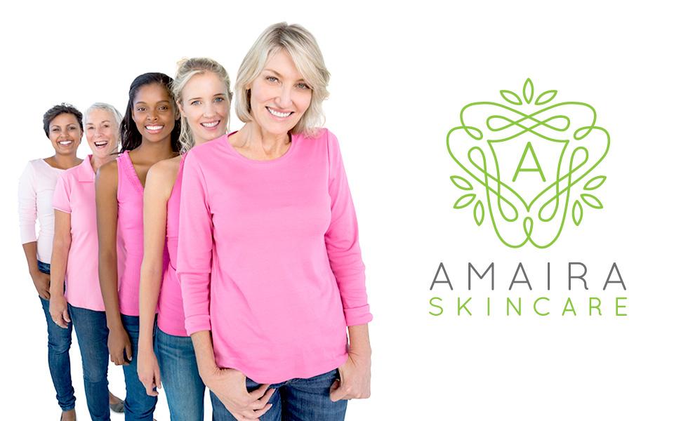 amaira normal skincare face firming anti-aging wrinkle retinol serum lotion manjakani