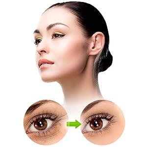 amaira all-natural skincare face firming antiaging wrinkle retinol serum lotion manjakani