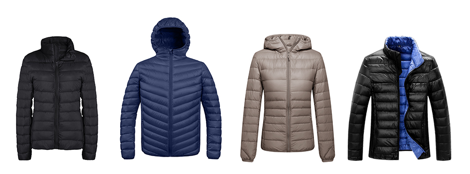 Amazon.com: ZSHOW Women's Lightweight Packable Down Jacket Outwear ...