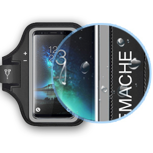 JEMACHE Sports Running Armband For Samsung Galaxy Note 9 8 5