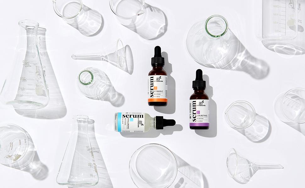 Amazon.com: ArtNaturals Vitamin-C and Retinol Serum – (2 x