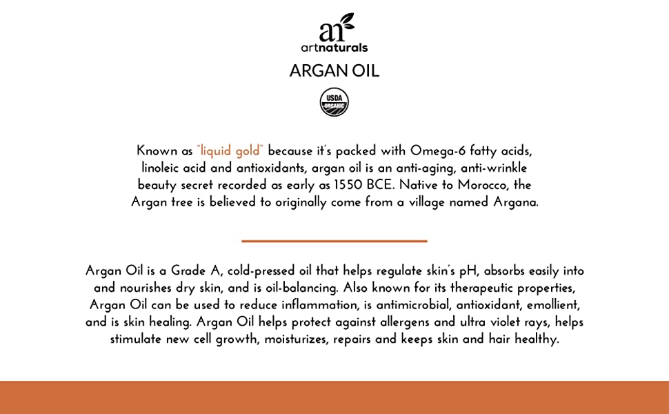 argan oil pure natural fatty acids omega 6 therapeutic treatment for skin