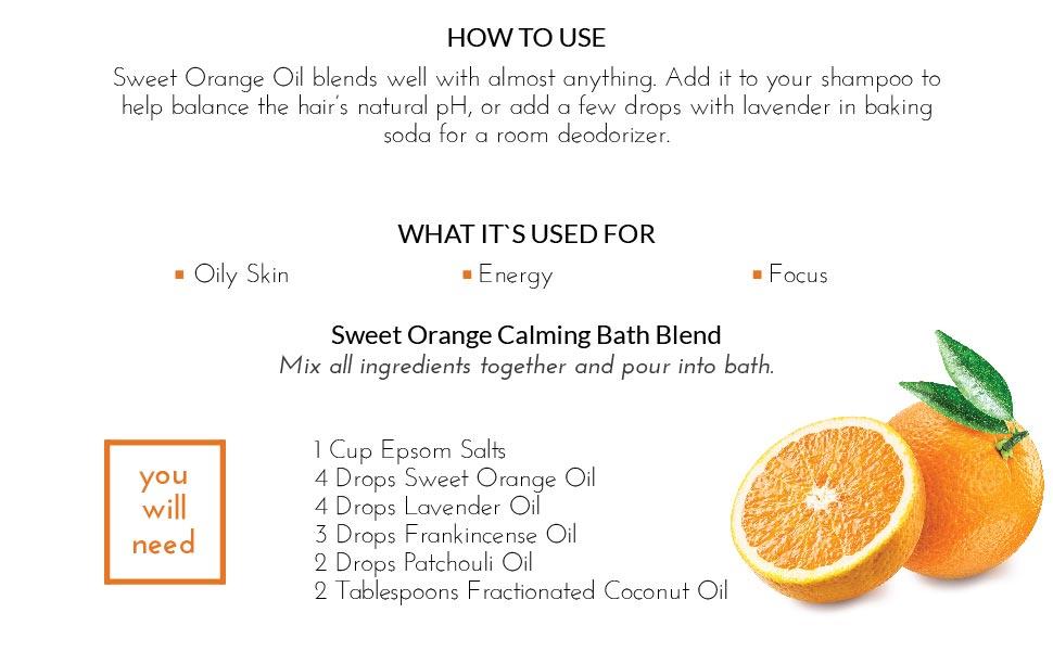 Amazon Artnaturals 100 Pure Sweet Orange Essential Oil 4