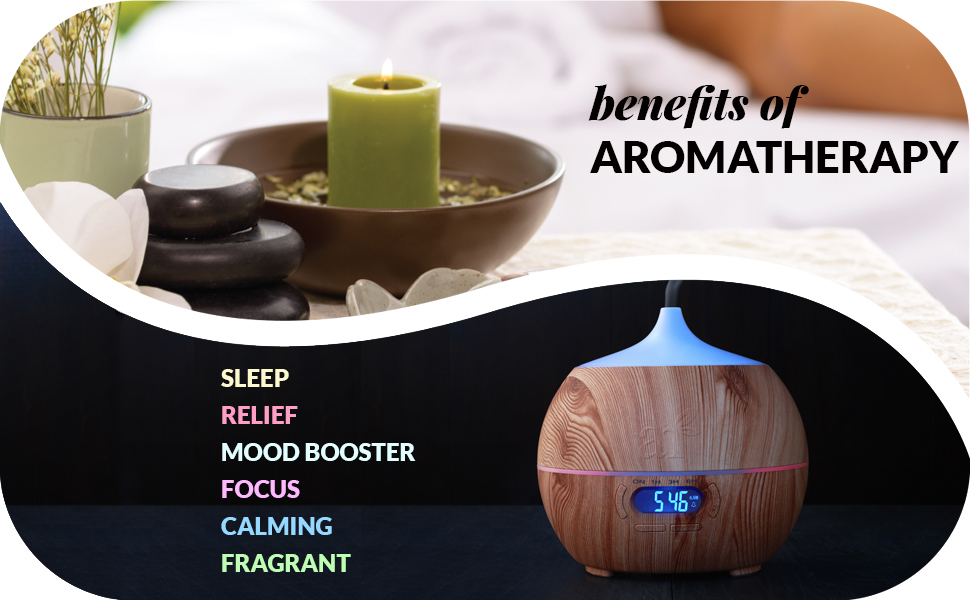 Amazon.com : ArtNaturals Essential Oil Diffuser and