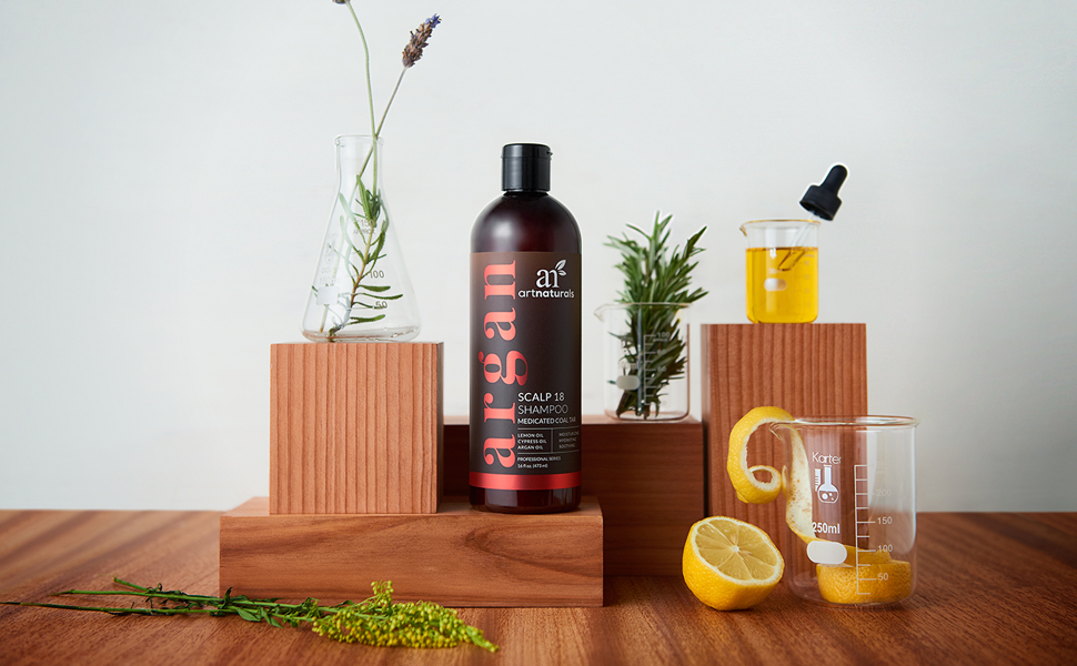 dandruff shampoo treatment