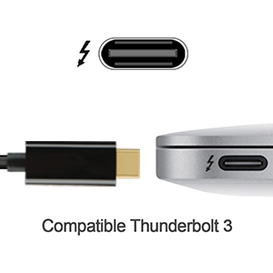 Thunderbolt 3 Compatible