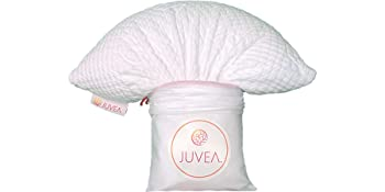 Juvea latex pillow packaging