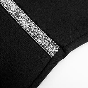 sparkling waistband