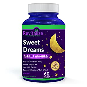 Why Choose Sweet Dream All Natural Sleep Supplement by Dr. Valerie Nelson?