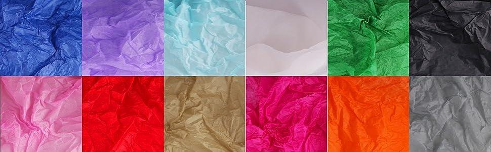 Premium quality of PMLAND tissue paper