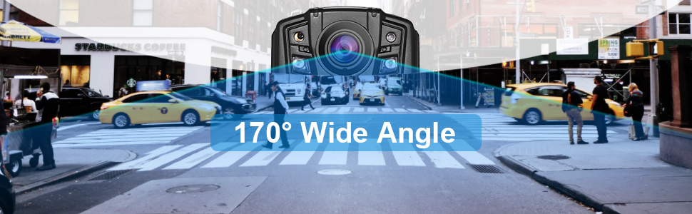 Body Mounted Cam