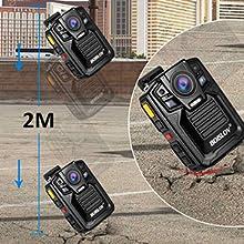 Sicurity Body Camera