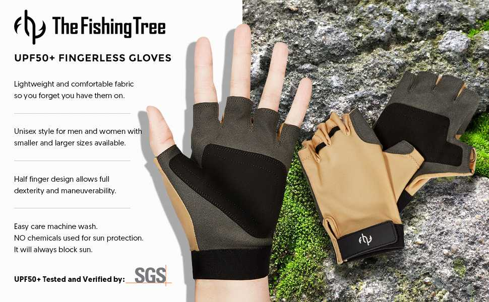 uv protection gloves with upf50+ tested and verified by SGS