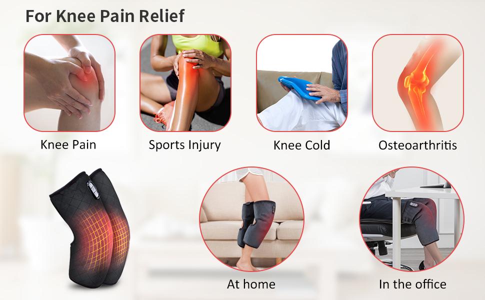 knee heating pad