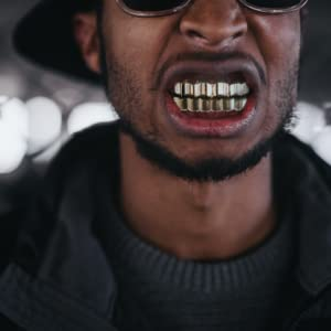 grillz gold teeth man men jewelry
