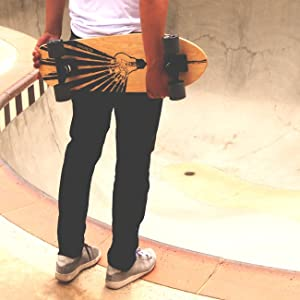 skateboard, longboard, long board, mini cruiser, magneto, short board, penny board