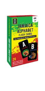 Jamaica flash cards