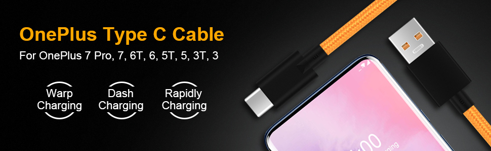 Warp Charge Cable