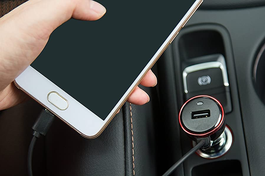 Amazon.com: Micro USB cargador de coche, ceeone universal ...