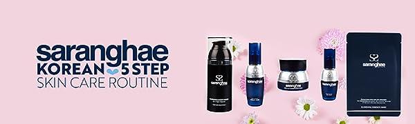 Saranghar skincare, korean skin care, saranghae skin care, skin care, k beauty