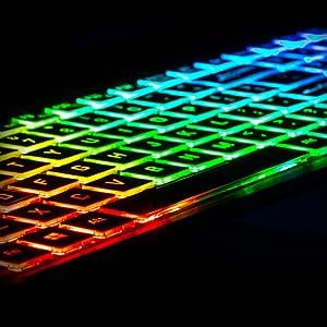 Customizable Gaming Macro Color Back-Lit Keyboard