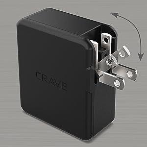 pd 45 watt charger usbc usb c wall adapter power brick ipad pixel galaxy type c
