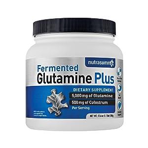 Fermented Glutamine Plus