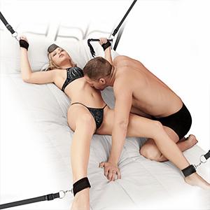 SEXY SLAVE Bondage Kit
