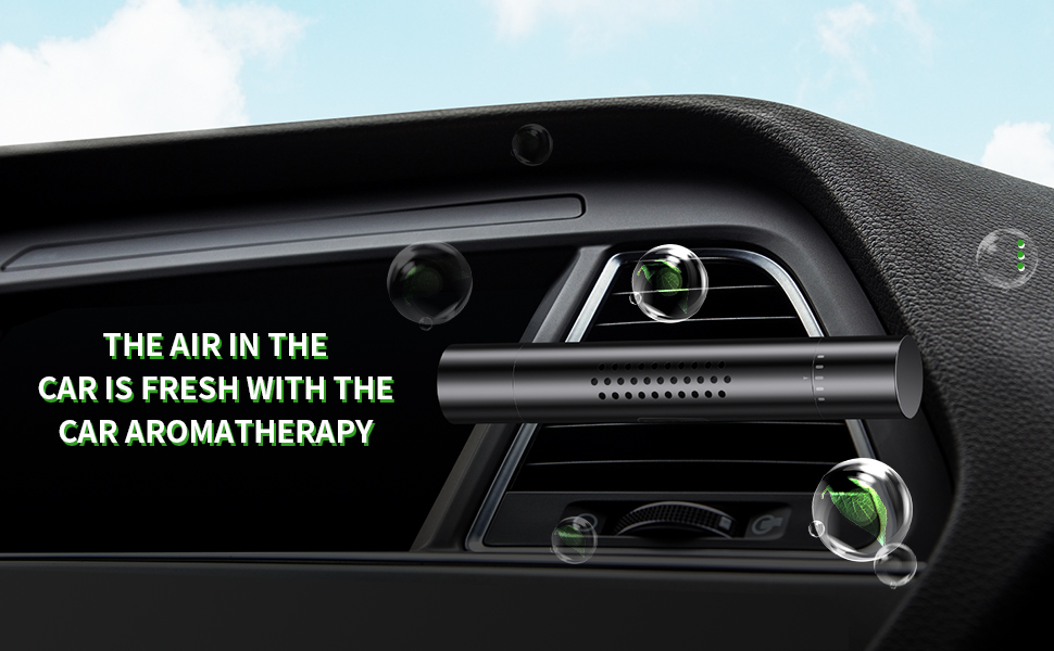 Amazon Com Humixx Car Air Freshener Nature Series Car Perfume