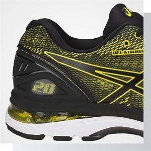 the latest f5b20 6fc9c Amazon.com  ASICS Gel-Nimbus 20 Mens Running Shoe  Road Runn