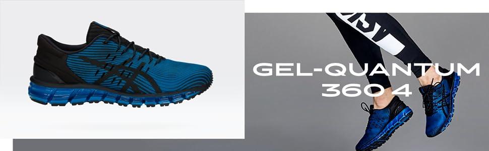 competitive price a04fe 74ffd Amazon.com   ASICS Gel Quantum 360 4 Men s Running Shoe   Road Running