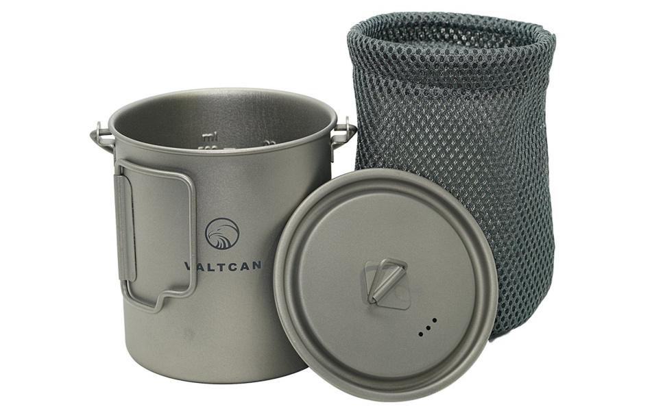 large 750ml pot