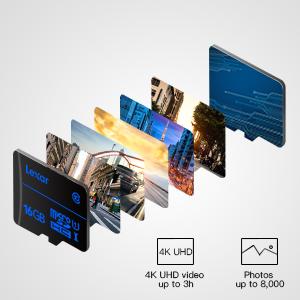 Amazon.com: Lexar Platinum II - Tarjeta de memoria flash ...